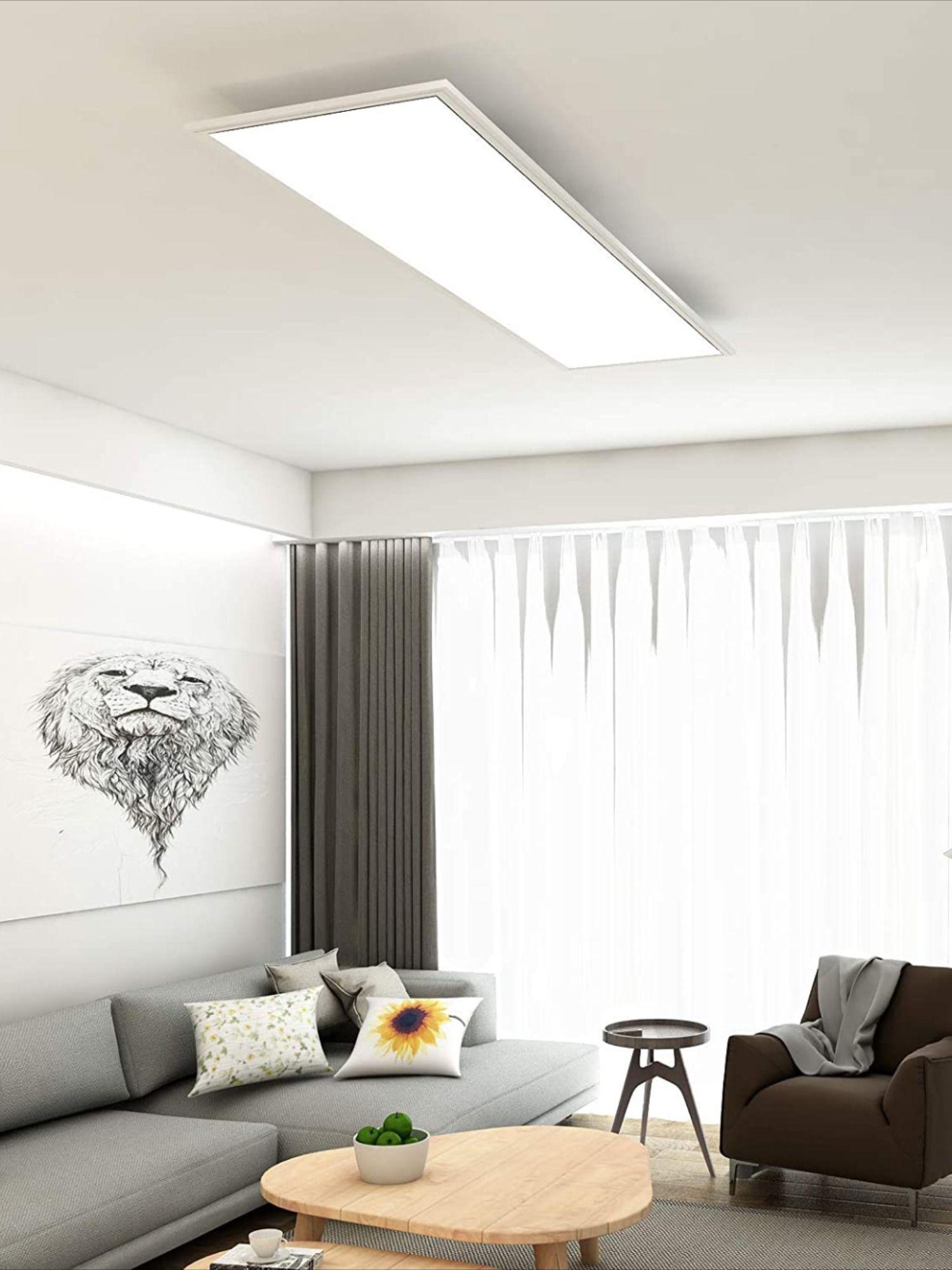 Wohnzimmer Deckenleuchte  Led-panel, Deckenlampe, Led