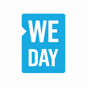We Day Webcast newly elected Canadian Prime Minister