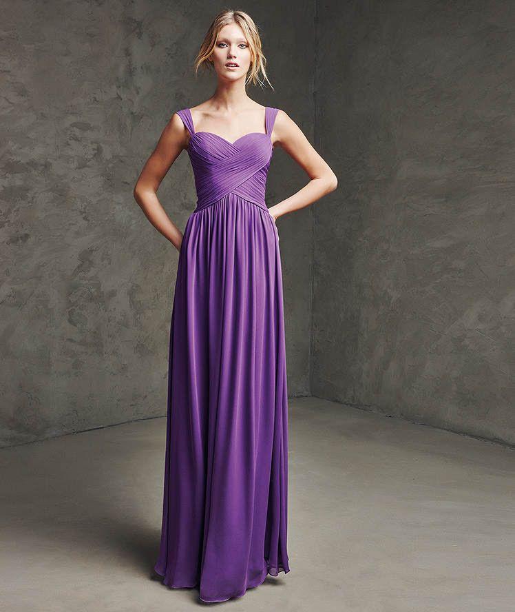 Vestido de gasa de fiesta | Cosas para comprar | Pinterest | Vestido ...