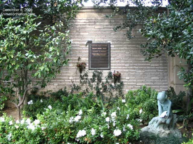 Walt Disney, Forest Lawn Memorial Park, Glendale, CA | Famous ...