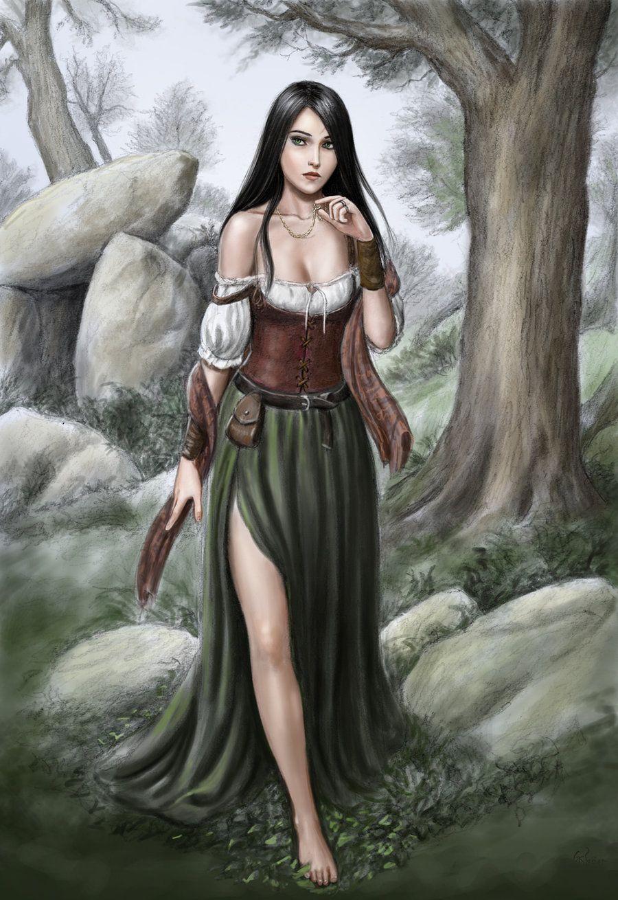Nice Midieval erotic art