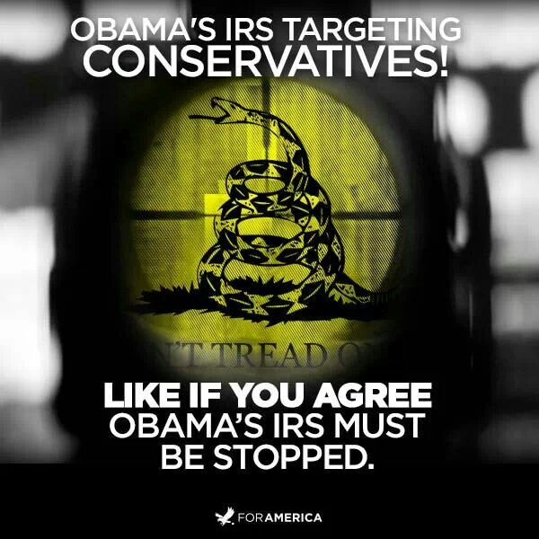 The IRS must be stopped from picking and choosing who they want to go after and who not