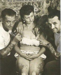 Old School Tattooing