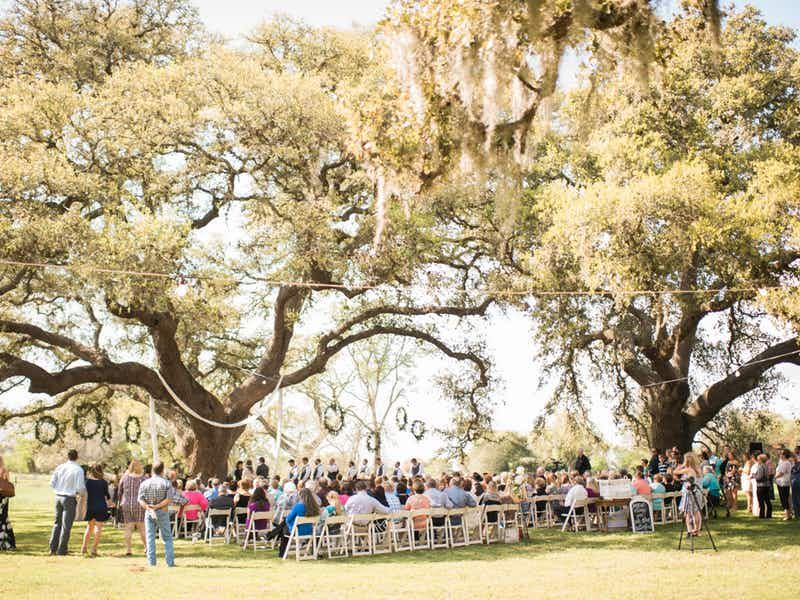 Texas Wedding Venues on a Budget Austin Dallas Houston