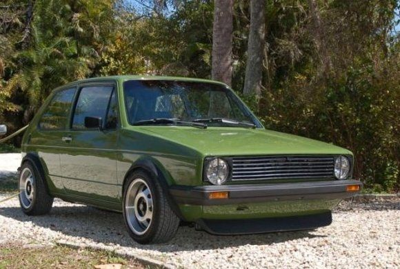 1984 VW Golf GTI VR6 Conversion For Sale Front