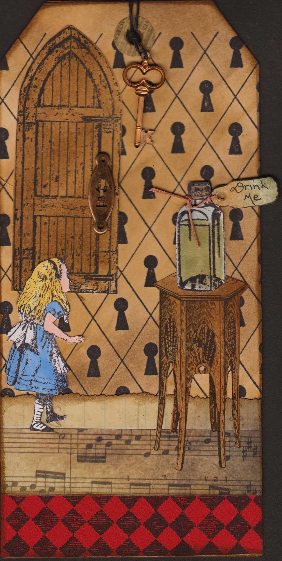 Aliceu0027s Wonderland Ch 1 Down The Rabbit