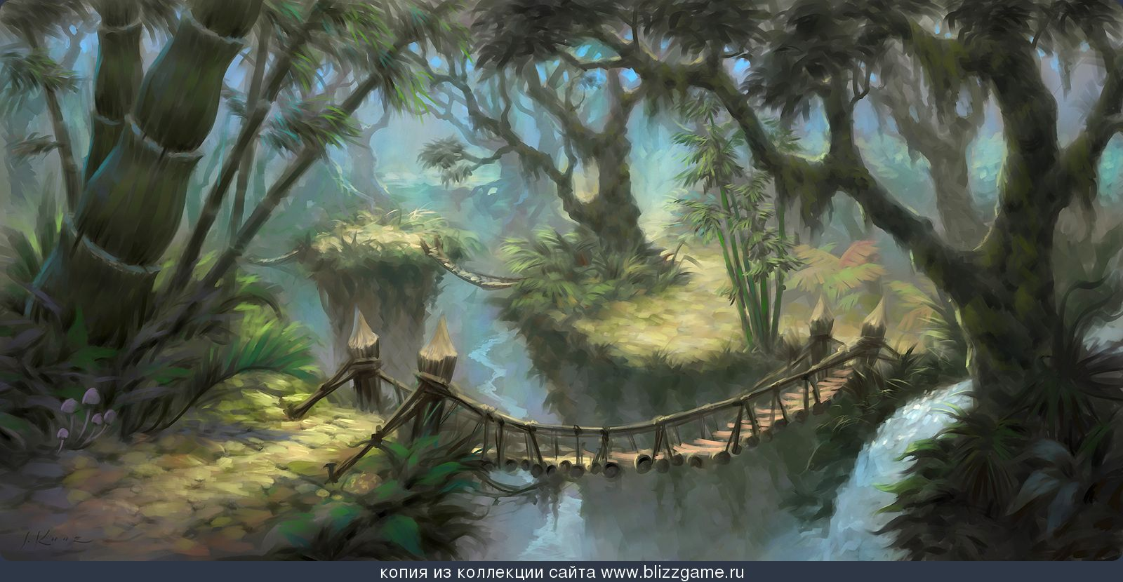 Jungle Wallpaper World Of Warcraft: Pin By Brent Fox On Environments 1: All Types