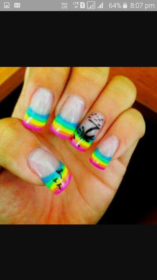 Pin de angel Richa arora en nail arts | Pinterest