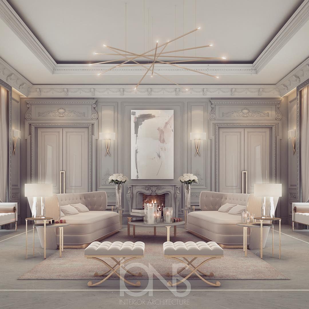 Lounge design • Private Palace • Abu Dhabi • #الدوحه #doha #qatar ...