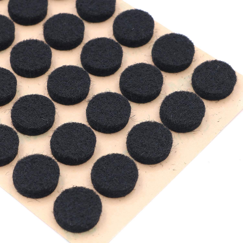 Furniture Felt Pads 3/8 (10mm) D | Felt furniture pads ...