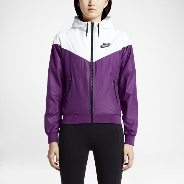 nike windrunner navy blue trainers women
