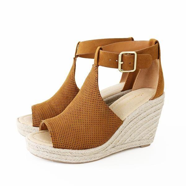 0d5473870d0 Cashier tan espadrille sandal