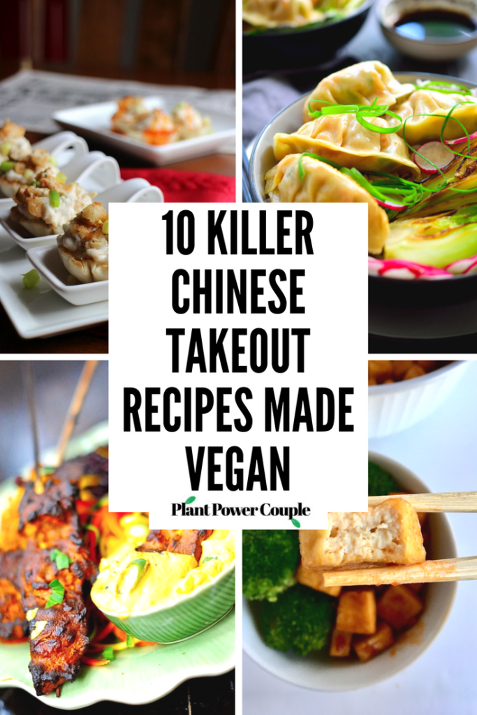 10 Killer Chinese Vegan Takeout Recipes Made Vegan