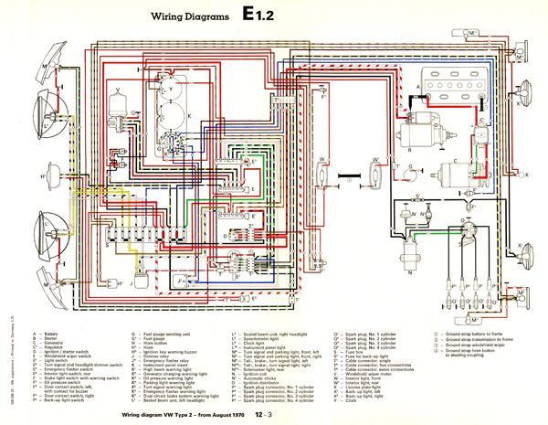 Vw t4 wiring diagram pdf wire data wiring diagram for models from august 1970 1971 model year page rh pinterest co uk vw transporter t5 wiring diagram pdf 1976 vw beetle wiring diagram asfbconference2016 Images