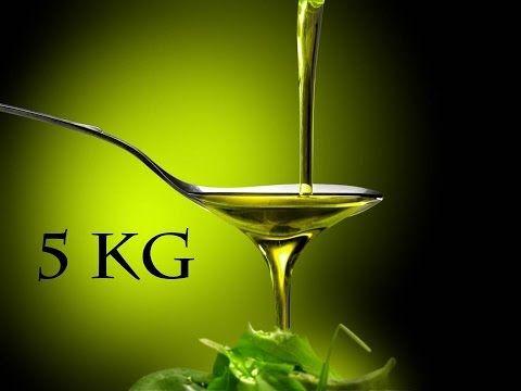 Como se toma el aceite oliva para adelgazar