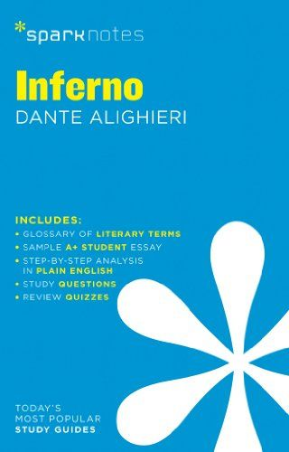 Epub Inferno Sparknotes Literature Guide Sparknotes