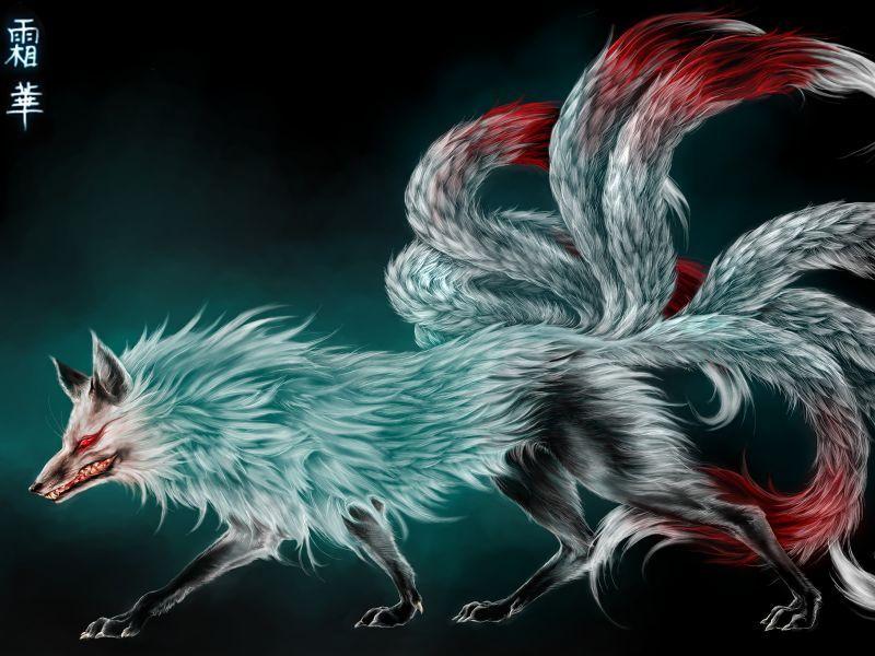 Fondos De Pantalla De Lobo Japones Wallpapers De Lobo Japones Kitsune Fox Art Mythology Последние твиты от seres mitológicos (@seresmyth). pinterest