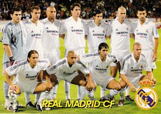 Реал мадрид 2004 года