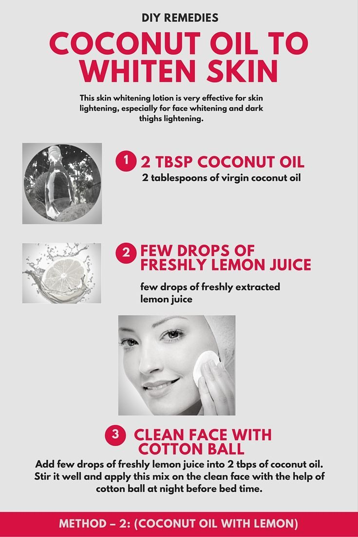 Coconut oil for skin whitening dark coconut and health