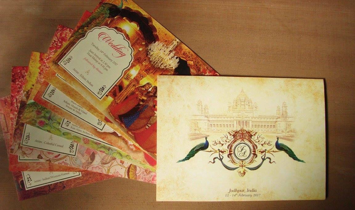 indian wedding invitation mumbai%0A A palace inspired invite by Kankotri Invites  Mumbai