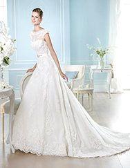 St. Patrick presenta l'abito da sposa Hammadi della collezione Costura 2014 | St. Patrick