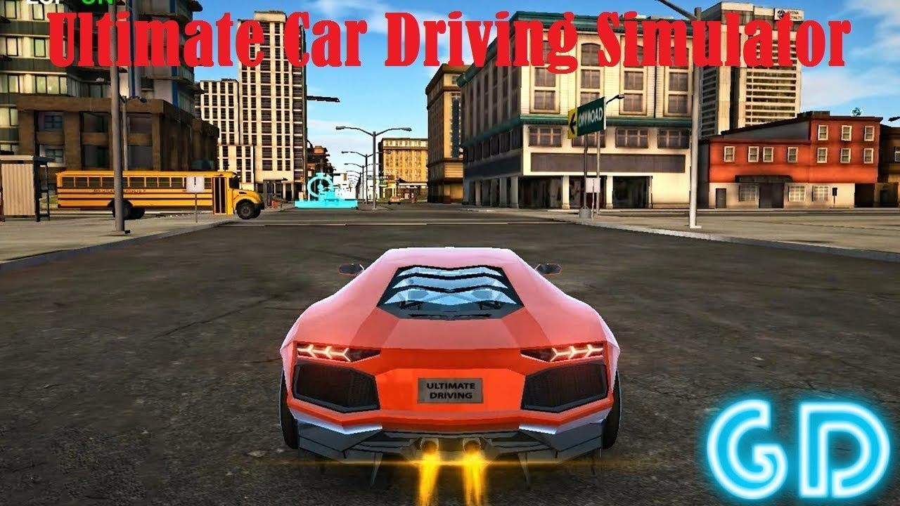 Ultimate Car Driving Simulator Gameplay Android Ios Car