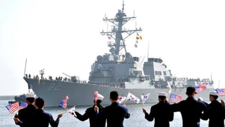 #EEUU y #CoreaDelSur realizarán maniobras navales conjuntas en octubre próximo bit.ly/2cpdOnh 9/09/2016 @teleSURtv