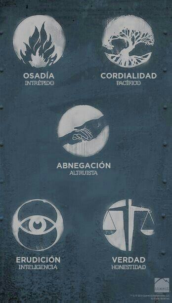6b6cb07276 DIVERGENTE #INSURGENTE #LEAL #SAGA #FACCIONES | #DIVERGENTE ...