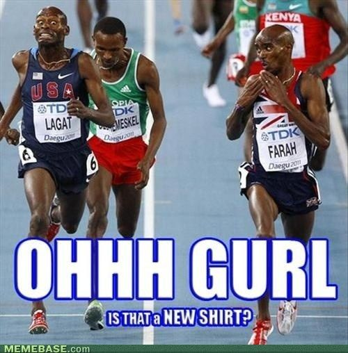 The Mo Farah Memes Are Still Going Strong Funny Pictures Funny Memes Hilarious