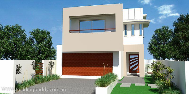 Boronia, Small Lot House Plan | Home | Pinterest | House