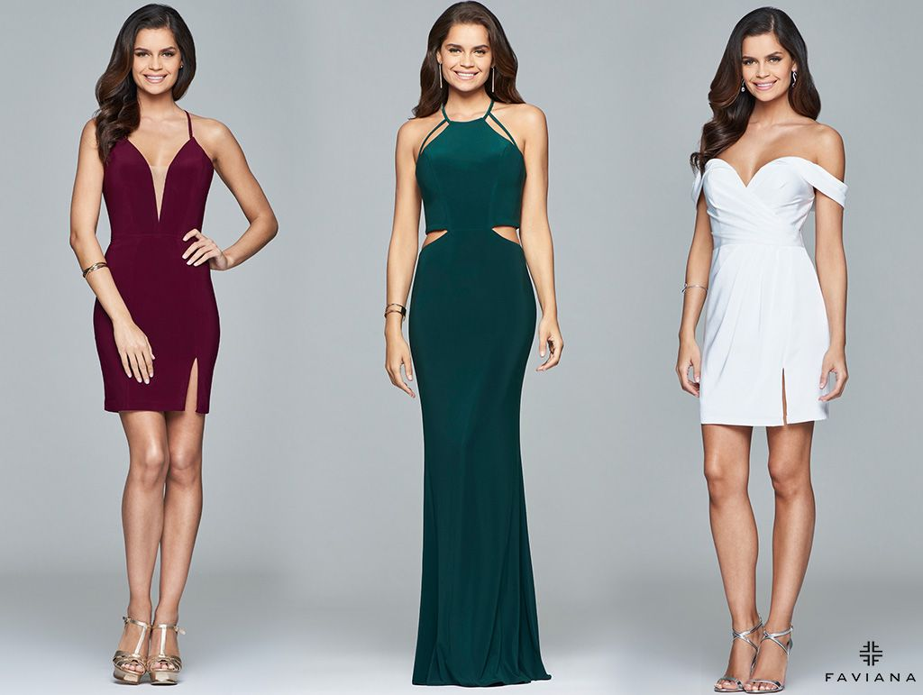 Which style prom dress suits my shape