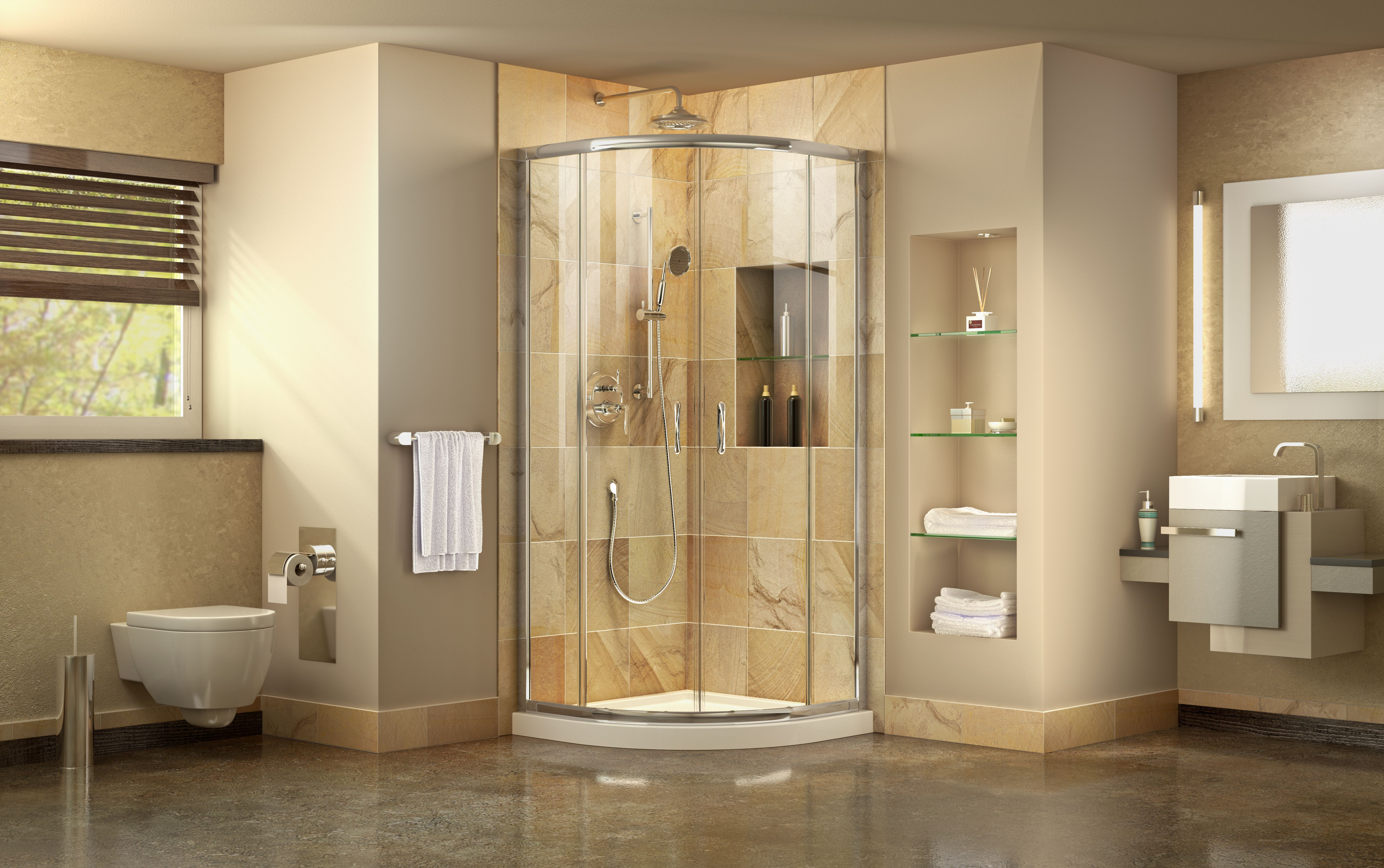 Here S A Little Design Inspiration From Dreamline Shower For Your