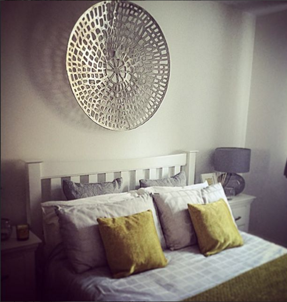 Nicholakate' Absolutely In Love With The New Wall Plaque From Custom Bedroom Wall Plaques