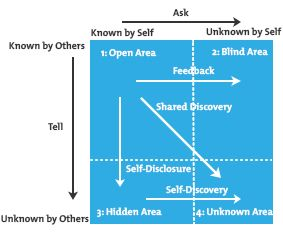 why is the johari window important Johari window was invented in the year 1995 by joseph luft and harry ingham   this quadrant shows us that trust and sincere with each other is very important.
