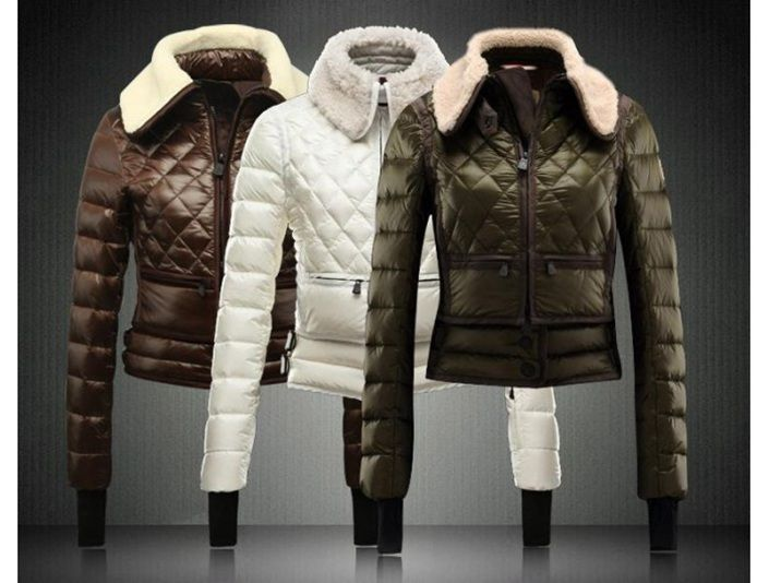 deutschland moncler coole lammfell revers daunen jacke. Black Bedroom Furniture Sets. Home Design Ideas