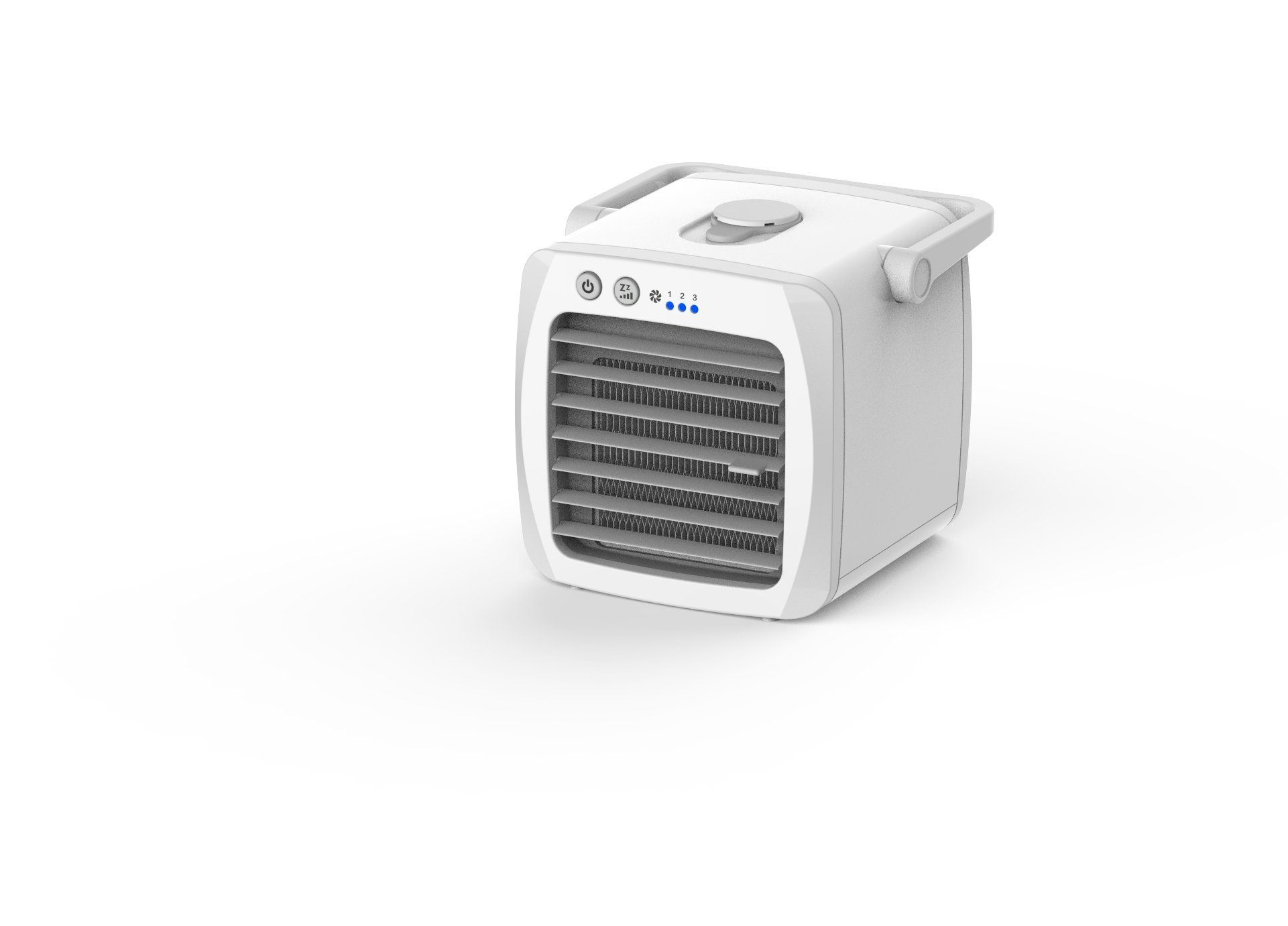 G2tice Personal Mini Air Cooler Portable Evaporative Cooling