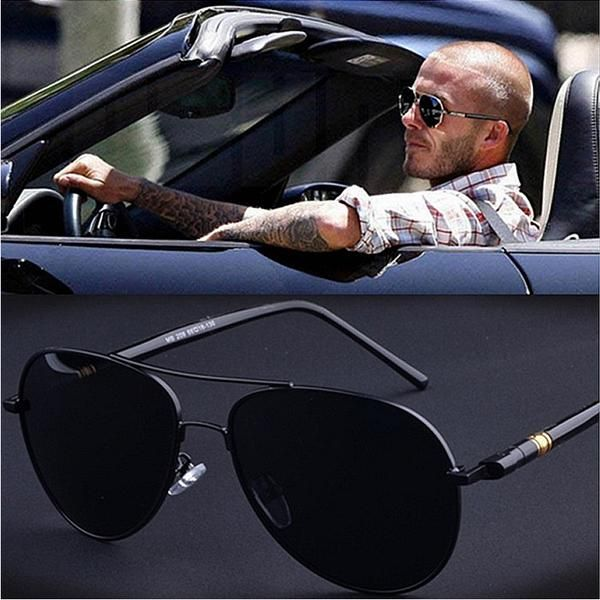 88edf82ef9 Classic Aviator Polarized Sunglasses Men High Quality Vintage Pilot Polaroid  Driving Sunglass Male Sun Glasses Men Shades UV400
