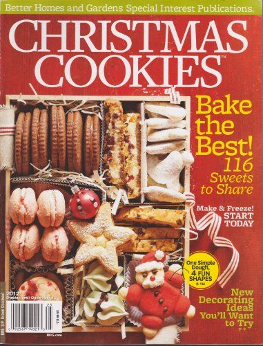 e64ee78cd72414c15fe528053cc15a92 - Better Homes And Gardens Christmas Cookies Magazine 2017
