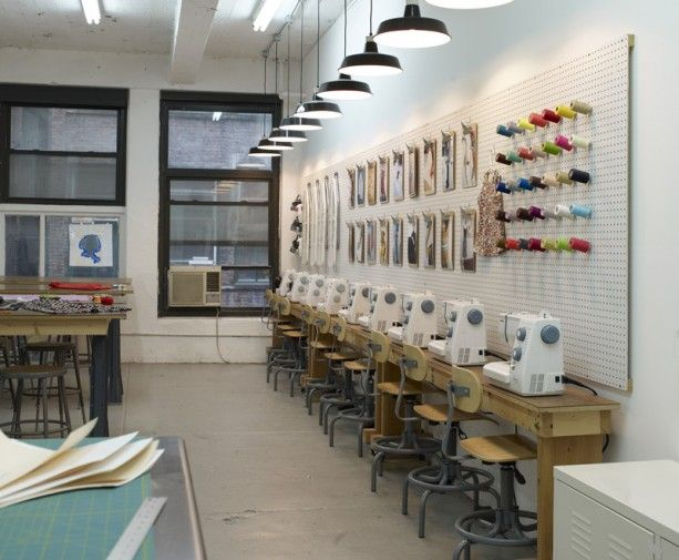 I Would Love To Have A Shop Like This Where People Could Come Rent Unique Rent Sewing Machine