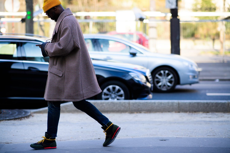 Marcus Paul Paris Via Le 21eme Mens Fashion Week Street Style Paris Menswear