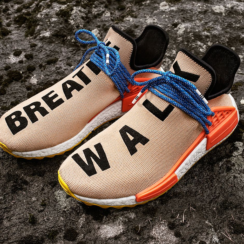 efe79f8c52d3 Pharrell adidas NMD Human Race Trail Release Info