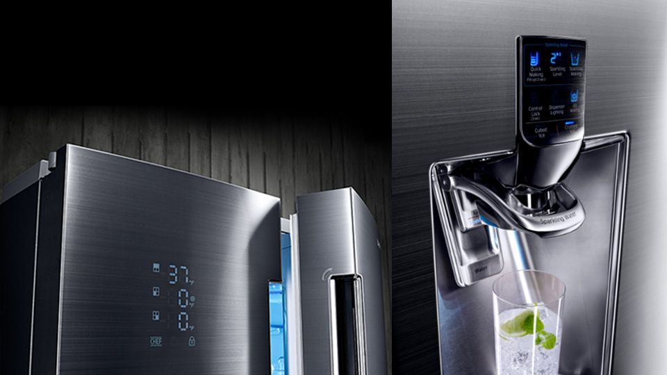 Samsung Chef Collection Srf1028ccrs 1028l Capacity