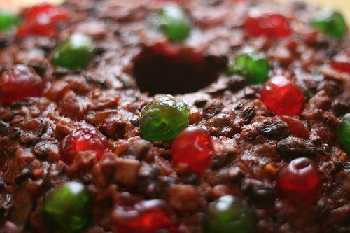 December 27th, National Fruit Cake Day! | Fruit Cake | @www.gone-ta-pott.com