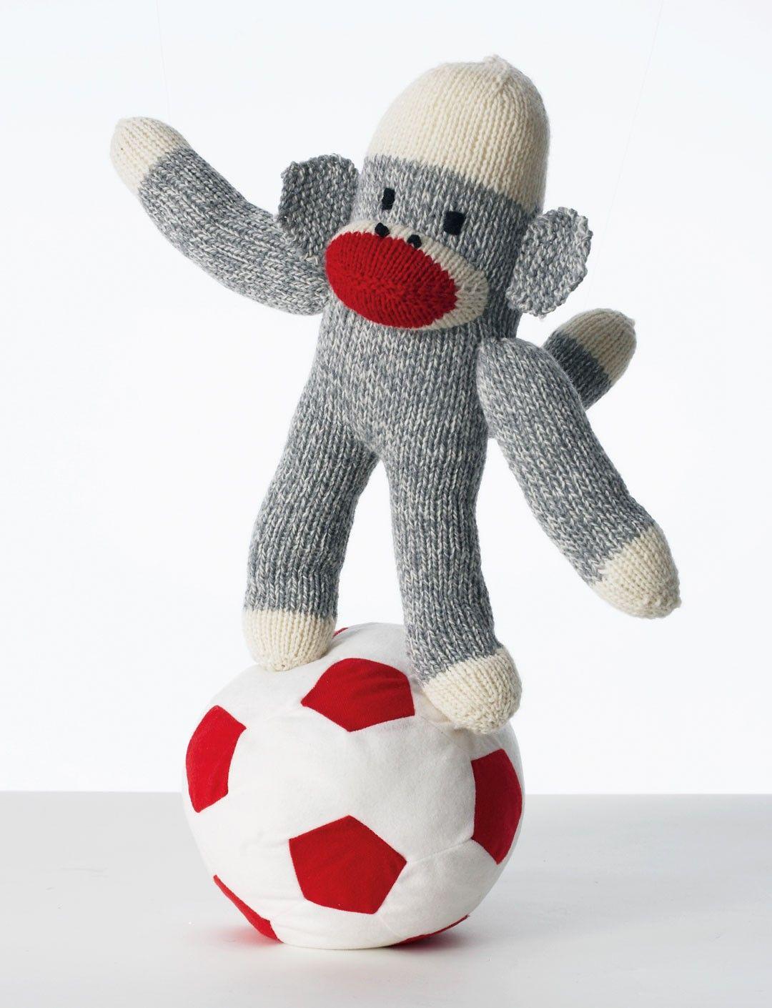 Yarnspirations.com - Patons Monkey Around - Patterns ...