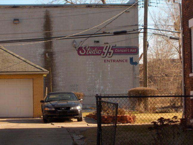 Studio 95 | detroit rave days | Nostalgia, Studio, Signs
