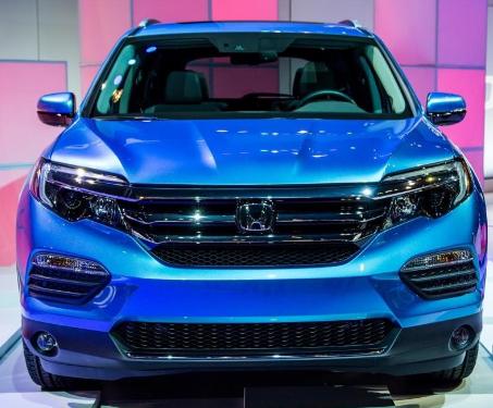 2017 Honda Pilot Redesign and Release Date | Honda pilot ...