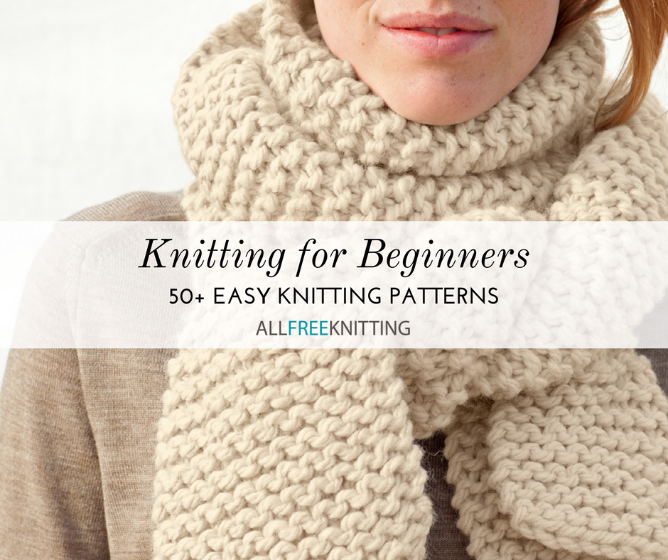 Photo of If you're new to the knitting world, that doesn't mean you shoul…
