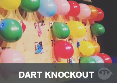 Dart Knockout: Youth Group Games | Stuff You Can Use