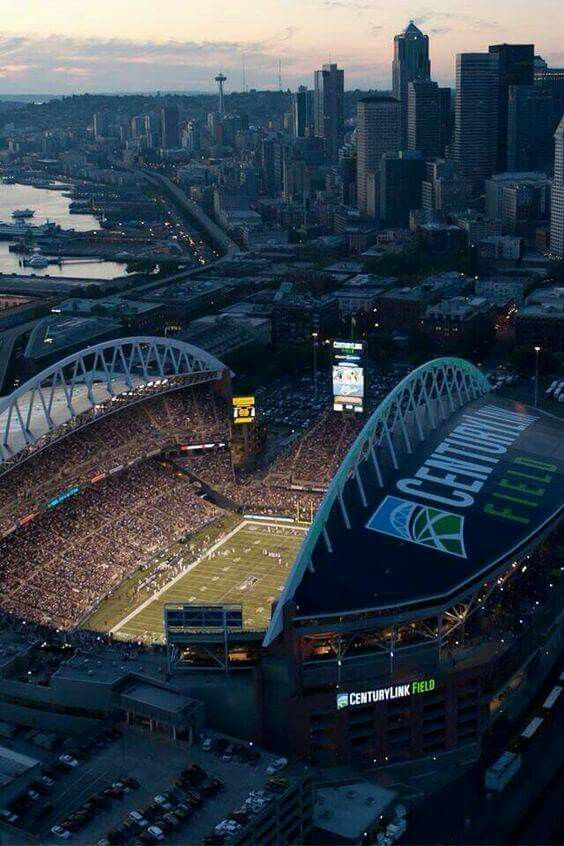Seattle seahawks game day estadios del mundo f tbol for Fondos de pantalla 7 maravillas del mundo