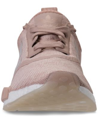 1c41f5b529b81 adidas Women s Nmd R1 Casual Sneakers from Finish Line - Pink 7.5 ...